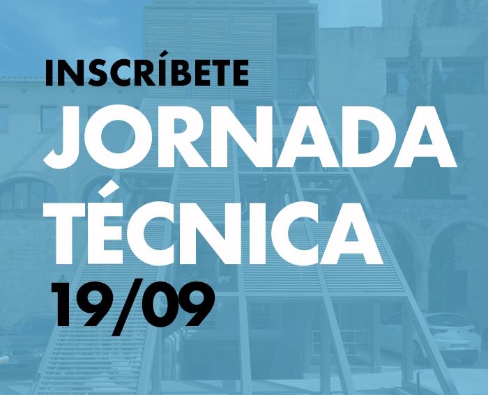 Jornada Técnica COAC Girona Vidresif