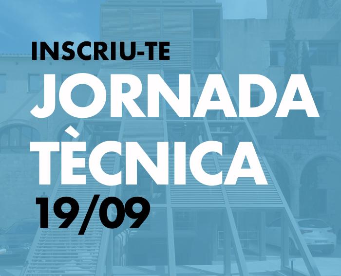 Jornada tècnica COAC Girona Vidresif