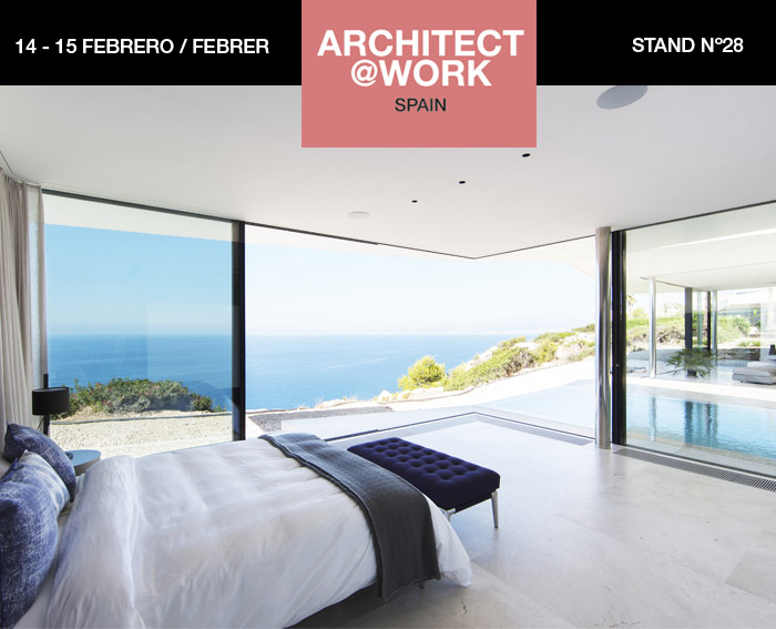 Vidresif presents a architect work barcelona vidresif blog for Architect work barcelona
