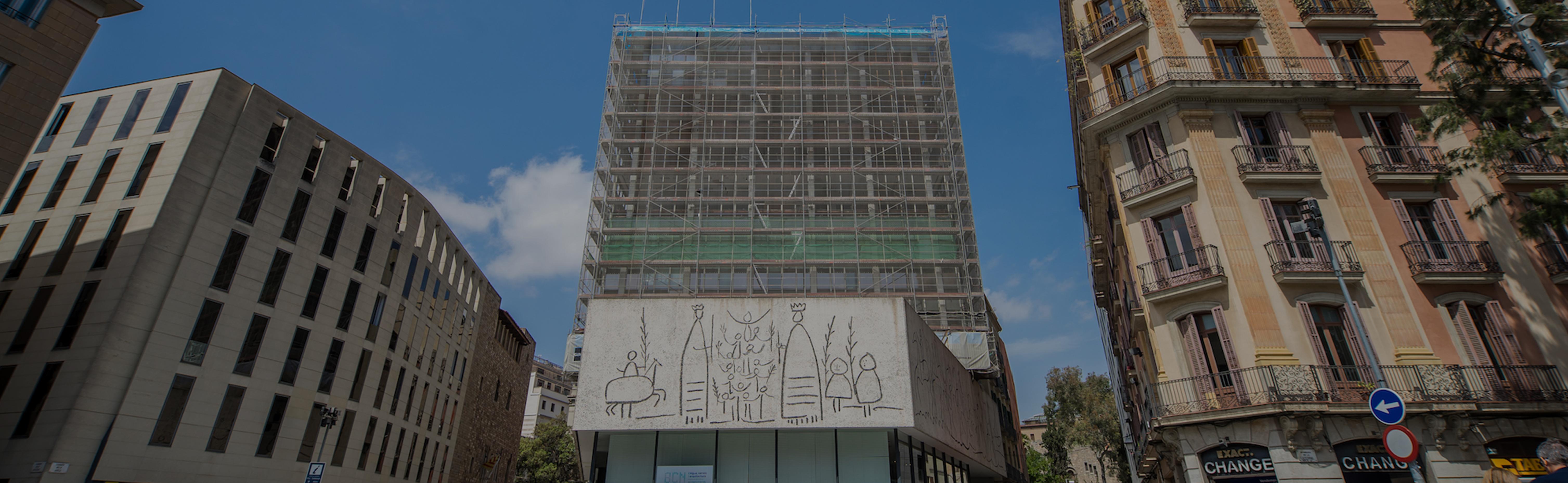 Vidresif vidre laminat vidres proteccio solar vidres - Colegio arquitectos barcelona ...